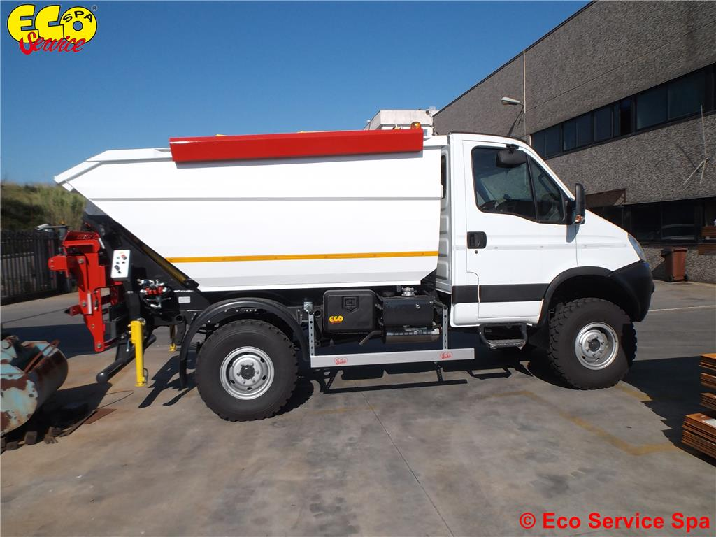 IVECO DAILY 55S17W  COSTIPATORE DA 6 MC